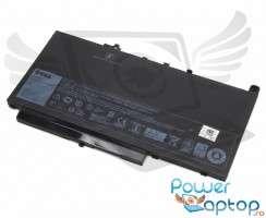 Baterie Dell Latitude E7470 Originala 42Wh 3 celule. Acumulator Dell Latitude E7470. Baterie laptop Dell Latitude E7470. Acumulator laptop Dell Latitude E7470. Baterie notebook Dell Latitude E7470
