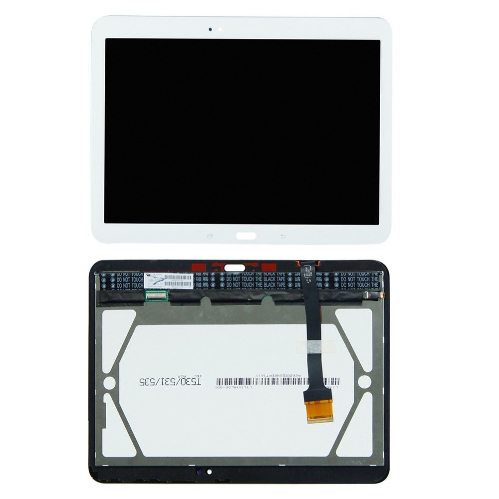 Ansamblu LCD Display Touchscreen Samsung Galaxy Tab 4 10.1 T531 White Alb imagine powerlaptop.ro 2021