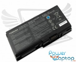 Baterie Toshiba Qosmio 90LW 9 celule Originala. Acumulator laptop Toshiba Qosmio 90LW 9 celule. Acumulator laptop Toshiba Qosmio 90LW 9 celule. Baterie notebook Toshiba Qosmio 90LW 9 celule