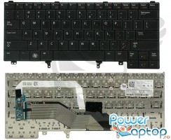 Tastatura Dell  020P73 20P73. Keyboard Dell  020P73 20P73. Tastaturi laptop Dell  020P73 20P73. Tastatura notebook Dell  020P73 20P73