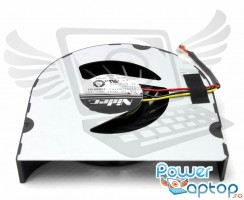 Cooler laptop Dell Vostro 1540. Ventilator procesor Dell Vostro 1540. Sistem racire laptop Dell Vostro 1540