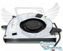 Cooler laptop Asus  X501U. Ventilator procesor Asus  X501U. Sistem racire laptop Asus  X501U