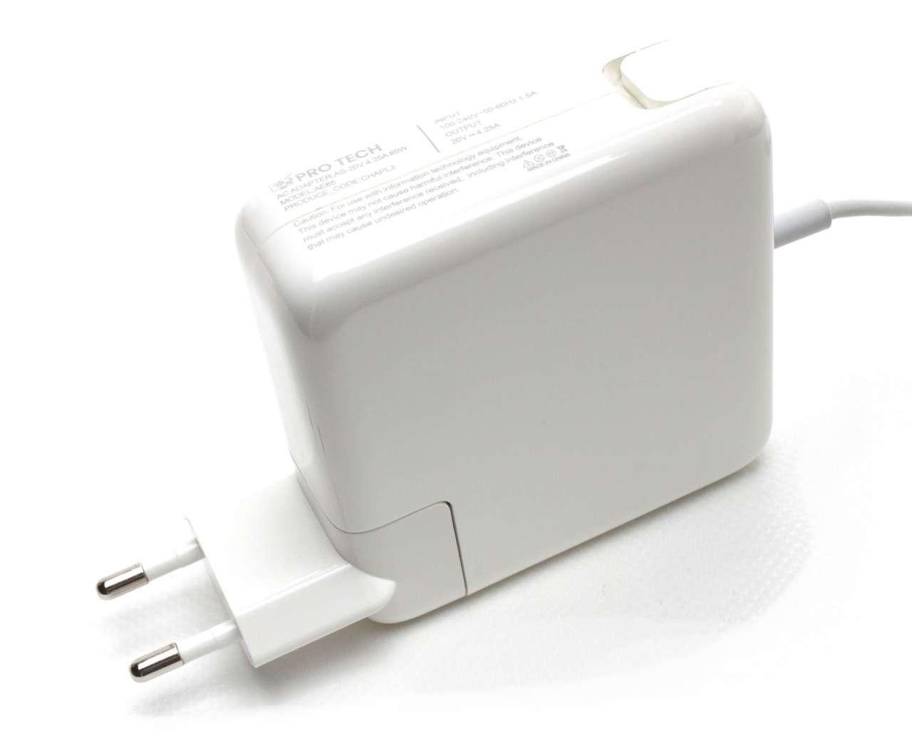 Incarcator Apple MacBook Pro Retina Display 17 inch 85W Replacement imagine powerlaptop.ro 2021