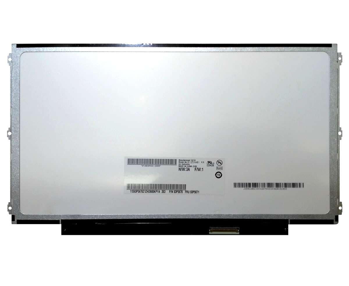 Display laptop IBM Lenovo ThinkPad X220 Ecran 12.5 1366x768 40 pini led lvds imagine powerlaptop.ro 2021