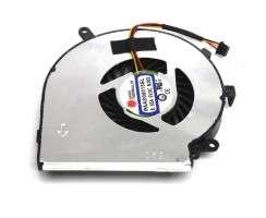 Cooler procesor CPU laptop MSI  PAAD06015SL. Ventilator procesor MSI  PAAD06015SL.