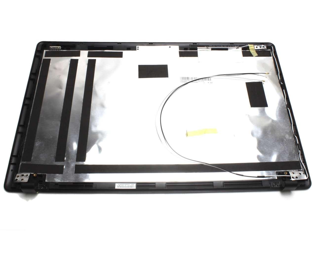 Capac Display BackCover Asus F550ZE Carcasa Display imagine powerlaptop.ro 2021