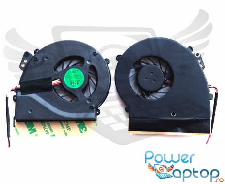 Cooler laptop Emachines  E728. Ventilator procesor Emachines  E728. Sistem racire laptop Emachines  E728