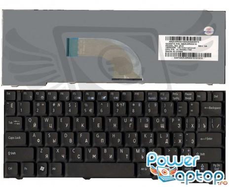 Tastatura Acer Aspire 2420 neagra. Keyboard Acer Aspire 2420 neagra. Tastaturi laptop Acer Aspire 2420 neagra. Tastatura notebook Acer Aspire 2420 neagra