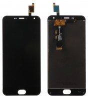 Ansamblu Display LCD  + Touchscreen Meizu M2. Modul Ecran + Digitizer Meizu M2