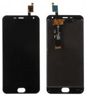 Ansamblu Display LCD  + Touchscreen Meizu M2. Modul Ecran + Digitizer Meizu M2
