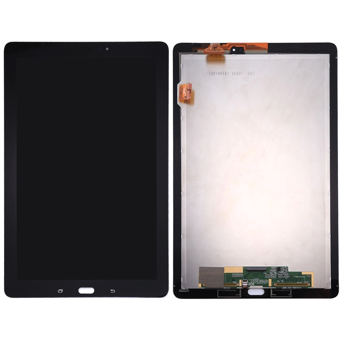 Ansamblu LCD Display Touchscreen Samsung Galaxy Tab A 10.1 2016 S Pen P585 Negru imagine powerlaptop.ro 2021
