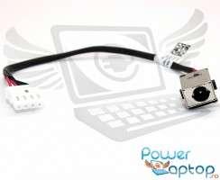 Mufa alimentare Acer Aspire E5 552 cu fir . DC Jack Acer Aspire E5 552 cu fir