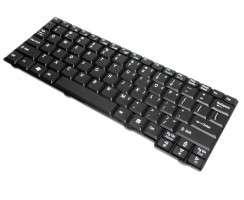 Tastatura Acer Aspire One A150-1400 neagra. Tastatura laptop Acer Aspire One A150-1400 neagra