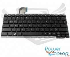 Tastatura Samsung  NC110 neagra. Keyboard Samsung  NC110. Tastaturi laptop Samsung  NC110. Tastatura notebook Samsung  NC110