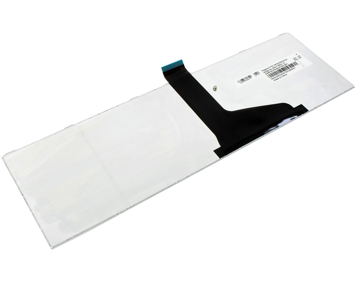 Tastatura Toshiba Satellite C855 Alba imagine powerlaptop.ro 2021