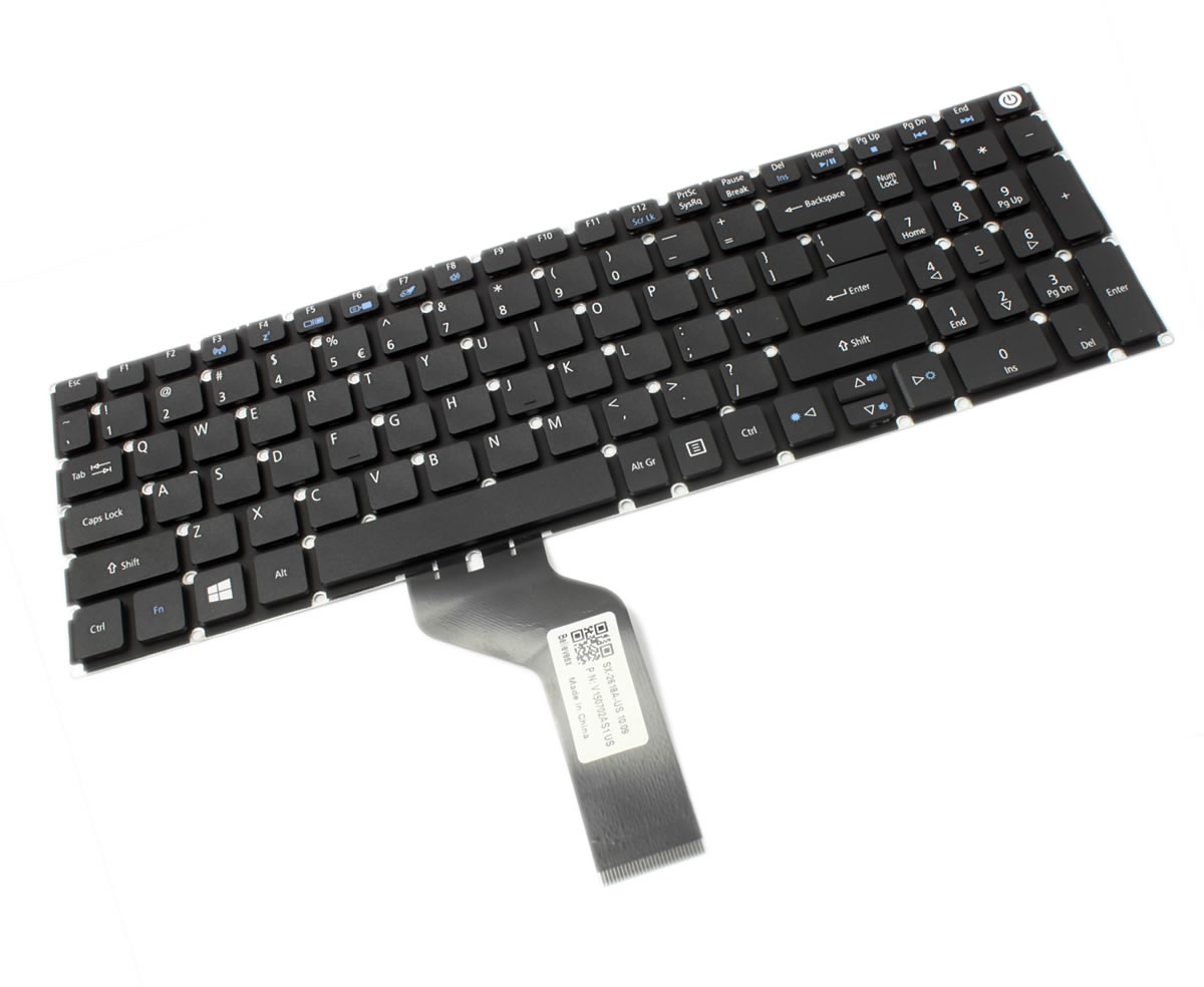 Tastatura Acer Aspire E5 523 imagine powerlaptop.ro 2021