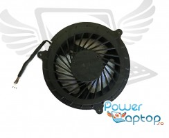 Cooler laptop Gateway NV57H Quad. Ventilator procesor Gateway NV57H Quad. Sistem racire laptop Gateway NV57H Quad