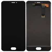 Ansamblu Display LCD  + Touchscreen Meizu MX6. Modul Ecran + Digitizer Meizu MX6