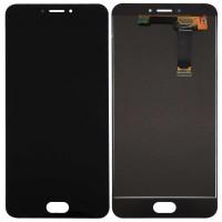 Ansamblu Display LCD  + Touchscreen Meizu MX6. Modul Ecran + Digitizer Meizu MX6