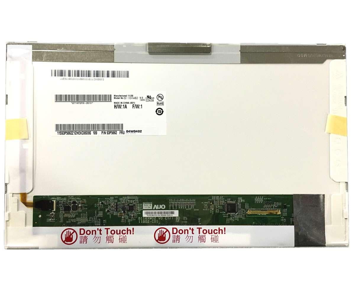 Display laptop MSI Wind U100 Ecran 10.1 1280x720 40 pini led lvds imagine powerlaptop.ro 2021