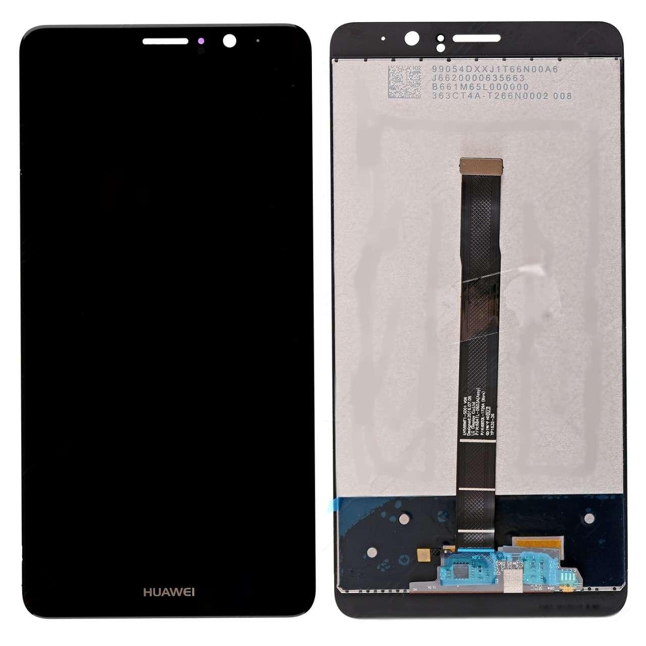 Display Huawei Mate 9 MHA L29 Black Negru imagine powerlaptop.ro 2021