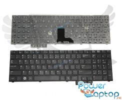 Tastatura Samsung R540 neagra. Keyboard Samsung R540 neagra. Tastaturi laptop Toshiba Samsung R540. Tastatura notebook Samsung R540 neagra