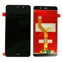 Ansamblu Display LCD + Touchscreen Huawei Y7 2017 Dual Sim TRT-LX1 Black Negru . Ecran + Digitizer Huawei Y7 2017 Dual Sim TRT-LX1 Black Negru