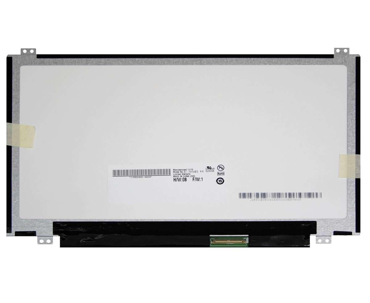 Display laptop Acer Chromebook AC710 Ecran 11.6 1366x768 40 pini led lvds imagine powerlaptop.ro 2021