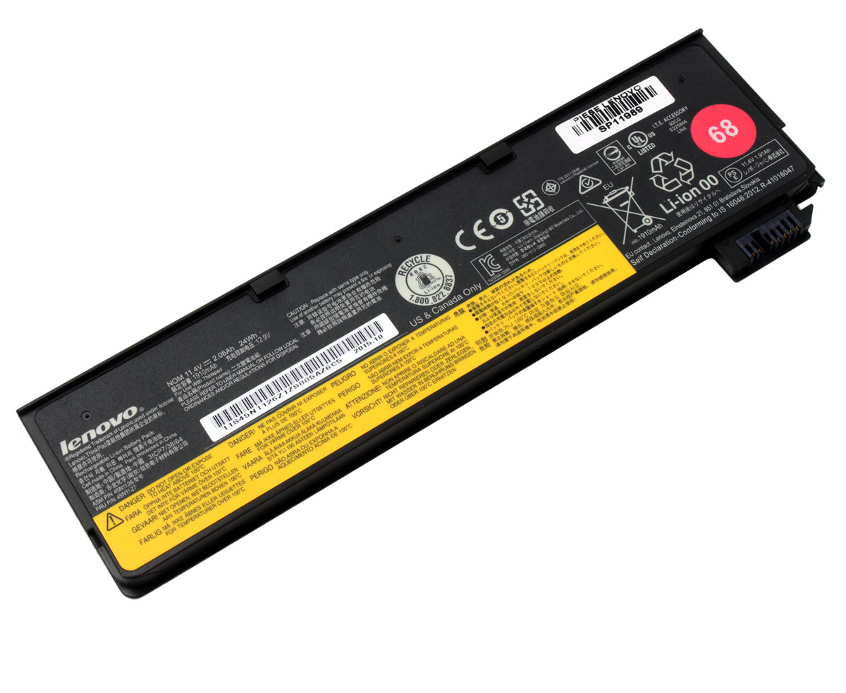 Baterie Lenovo 45N1127 24Wh Originala imagine powerlaptop.ro 2021