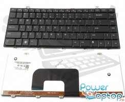 Tastatura Dell  PP40L iluminata backlit. Keyboard Dell  PP40L iluminata backlit. Tastaturi laptop Dell  PP40L iluminata backlit. Tastatura notebook Dell  PP40L iluminata backlit