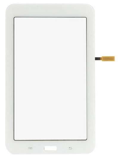 Touchscreen Digitizer Samsung Galaxy Tab 3 Lite T110 Geam Sticla Tableta imagine powerlaptop.ro 2021