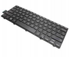 Tastatura Dell SN8233 iluminata backlit. Keyboard Dell SN8233 iluminata backlit. Tastaturi laptop Dell SN8233 iluminata backlit. Tastatura notebook Dell SN8233 iluminata backlit