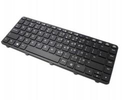 Tastatura HP ProBook 640 G1 iluminata backlit. Keyboard HP ProBook 640 G1 iluminata backlit. Tastaturi laptop HP ProBook 640 G1 iluminata backlit. Tastatura notebook HP ProBook 640 G1 iluminata backlit