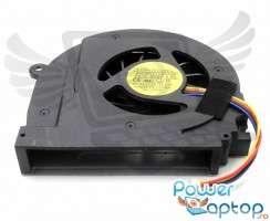 Cooler laptop Dell  DFS551305MC0T cu video dedicat. Ventilator procesor Dell  DFS551305MC0T. Sistem racire laptop Dell  DFS551305MC0T