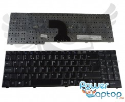 Tastatura Packard Bell MX66. Keyboard Packard Bell MX66. Tastaturi laptop Packard Bell MX66. Tastatura notebook Packard Bell MX66