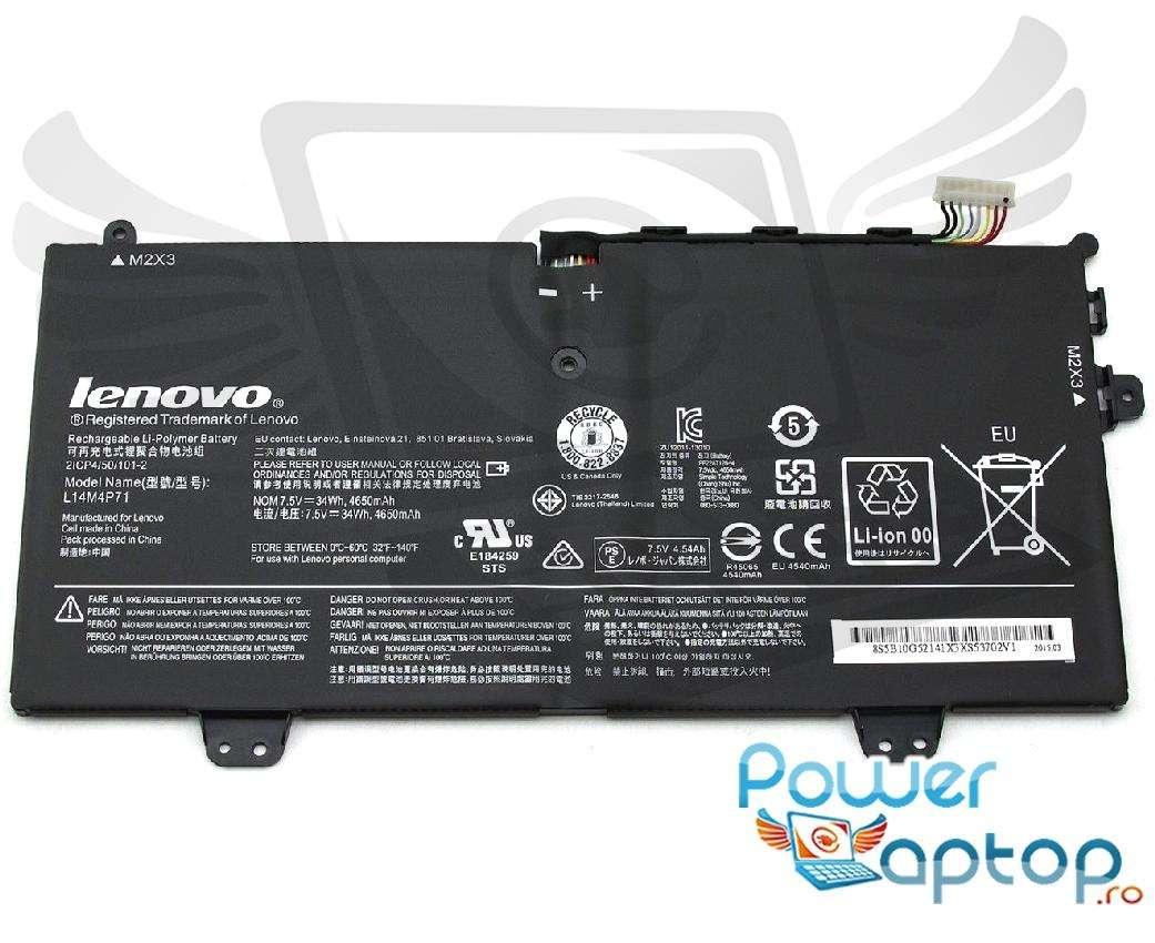 Baterie Lenovo Yoga 3 11 Convertible Originala imagine powerlaptop.ro 2021