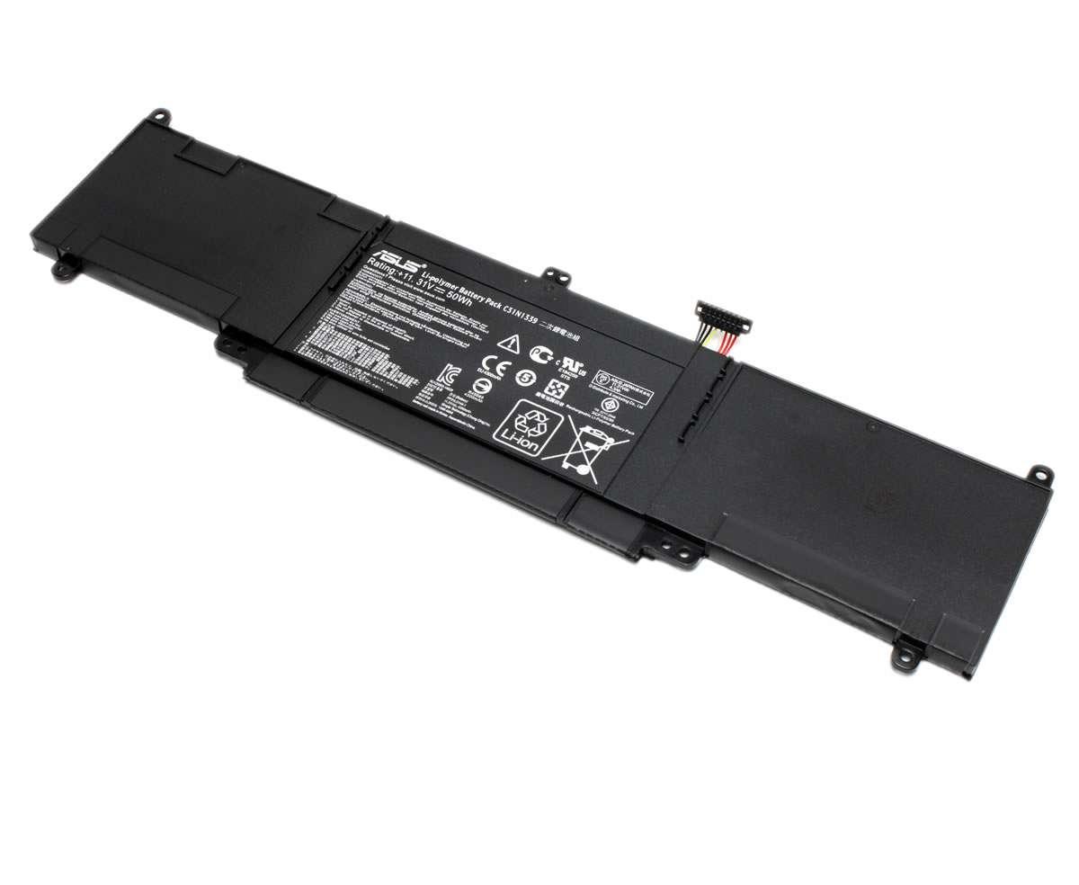 Baterie Asus UX303LN Originala 50Wh imagine powerlaptop.ro 2021