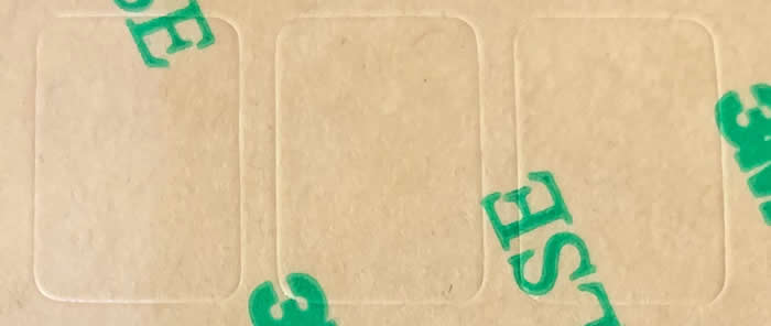 adeziv 3m fixare filtru confidentialitate