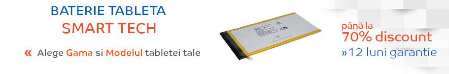 baterie tableta smarttech
