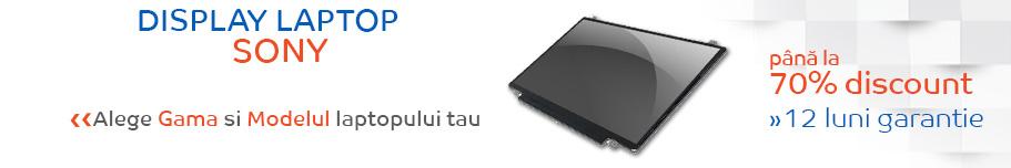 display laptop sony
