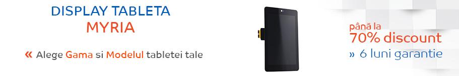 display tableta myria
