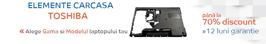 elemente carcasa laptop toshiba