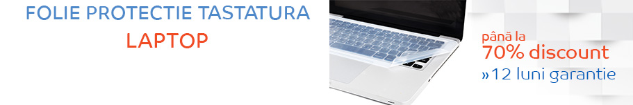 folie tastatura laptop