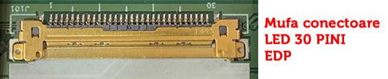 Mufa conectoare display laptop LG LP125WH2(SP)(T1)  12.5