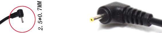 Mufa incarcator Asus Eee PC 19V 2.1A 40W