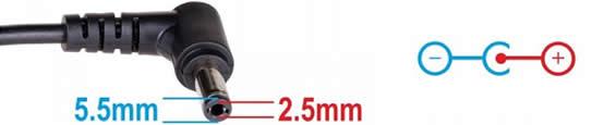 Mufa incarcator Asus  19V 3.42A 65W ORIGINAL