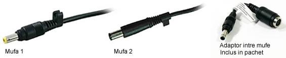 Mufa incarcator HP  18.5V