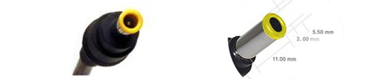 Mufa incarcator Samsung  19V 3.16A