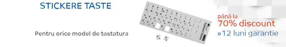 stickere tastatura