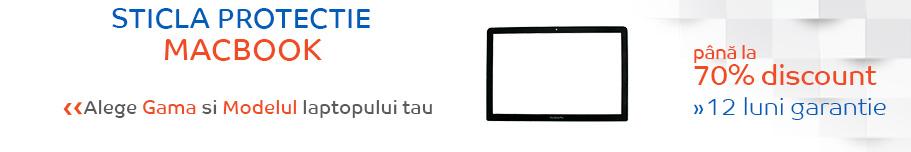 sticla protectie macbook
